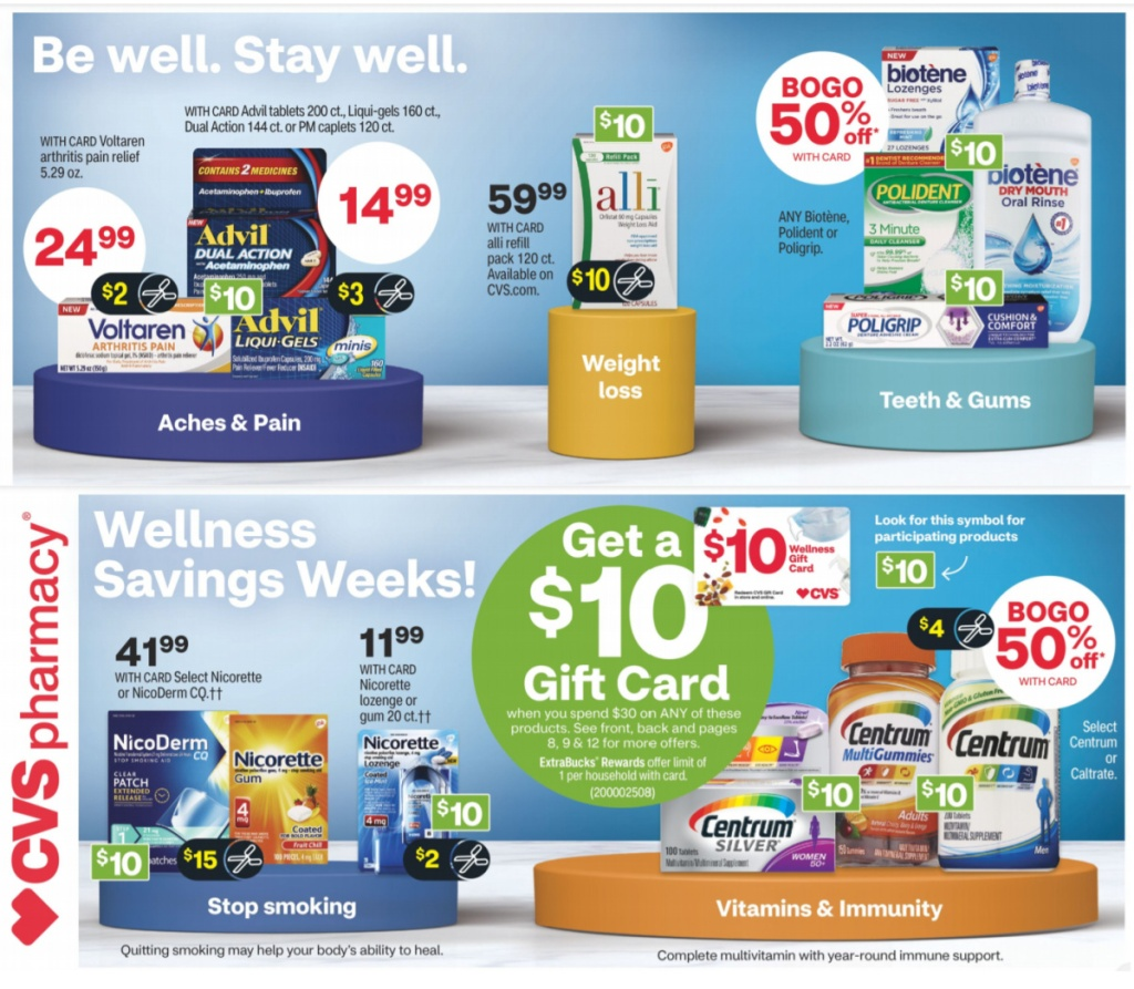 CVS Weekly Ad January 3rd - 9th Page 18