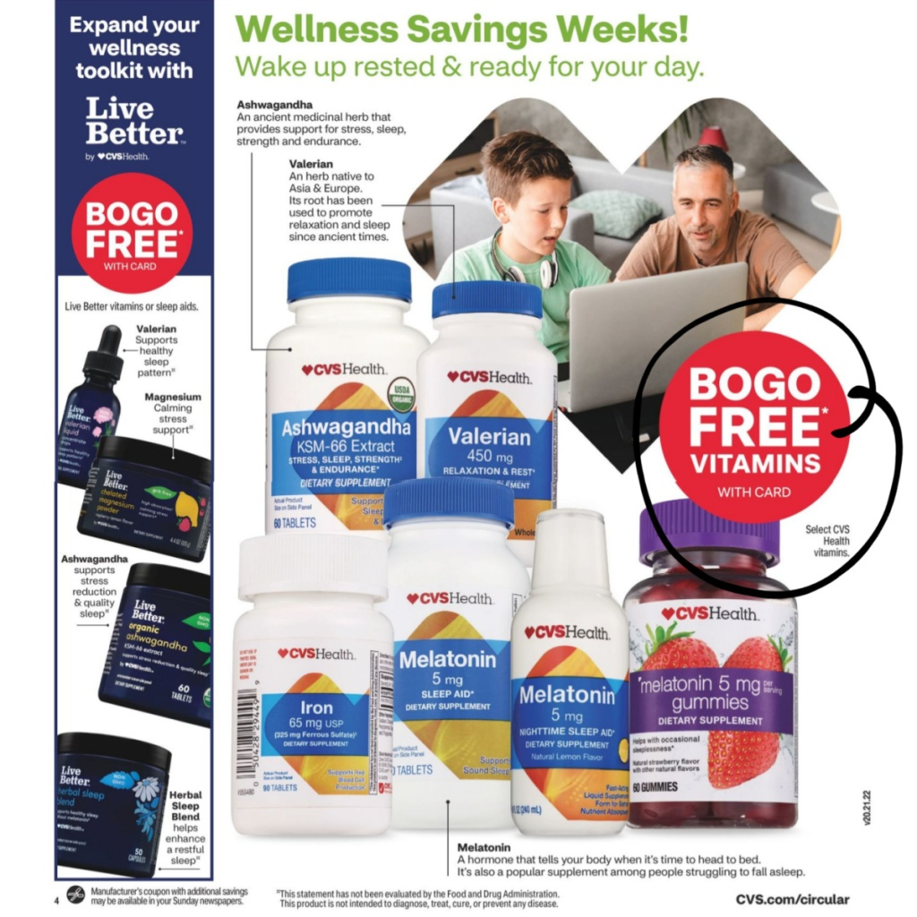 CVS Weekly Ad January 3rd - 9th Page 6