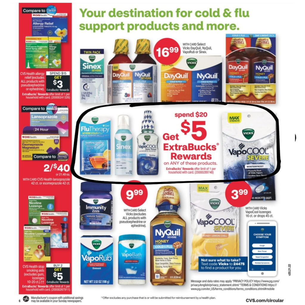 CVS Weekly Ad January 3rd - 9th Page 8