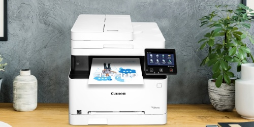Canon Color All-In-One Wireless Printer Only $269.99 Shipped on BestBuy.com (Regularly $350)