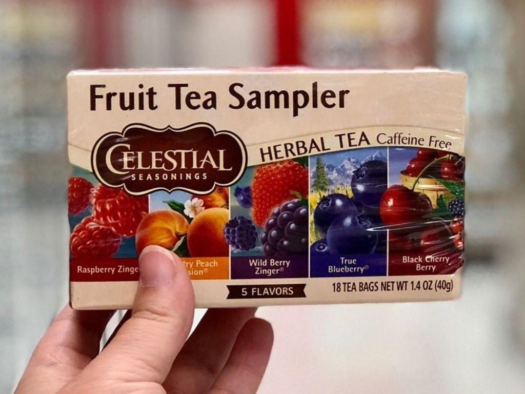 Celestial Seasoning Tea