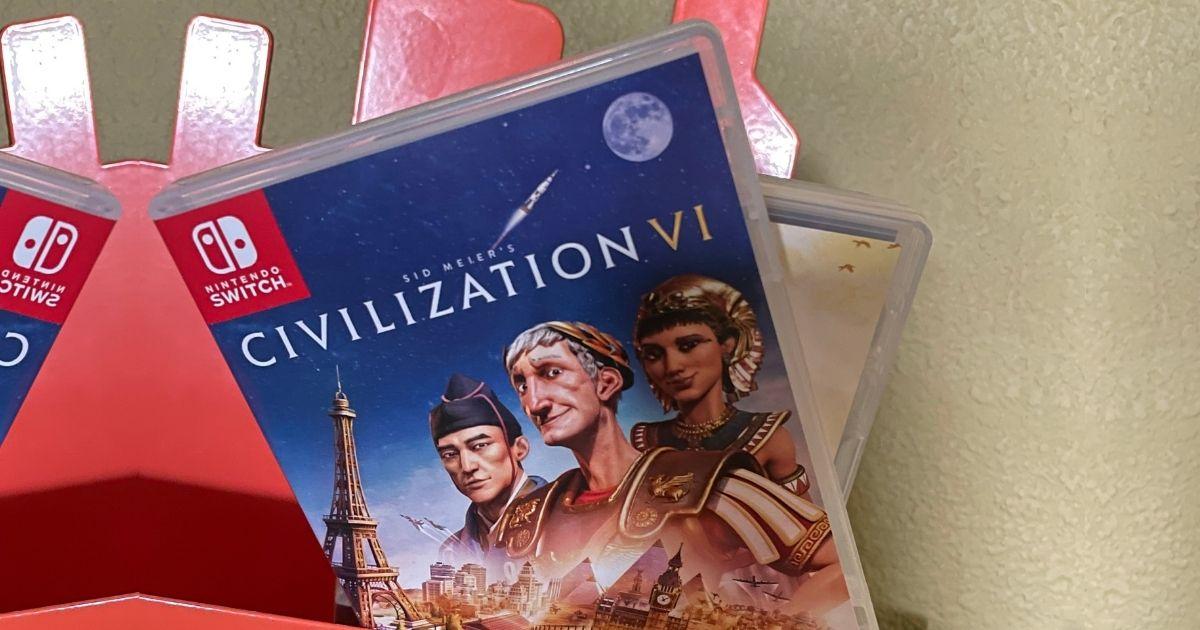 Civilization VI for Nintendo Switch