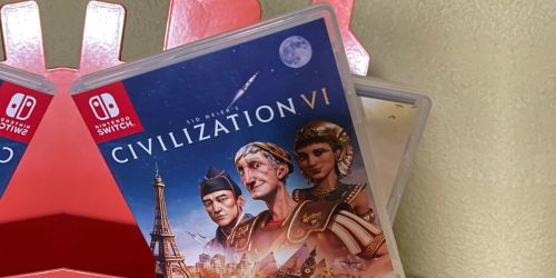 Sid Meier's Civilization VI Nintendo Switch Game Only $9.99 on Amazon (Regularly $20)