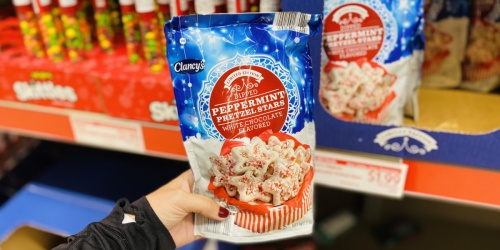 Seasonal Treats from $1.49 at ALDI | Peppermint Pretzel Stars, Mulled Wine, & More