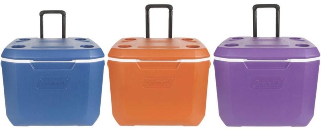 Coleman Xtreme 50-Quart Coolers