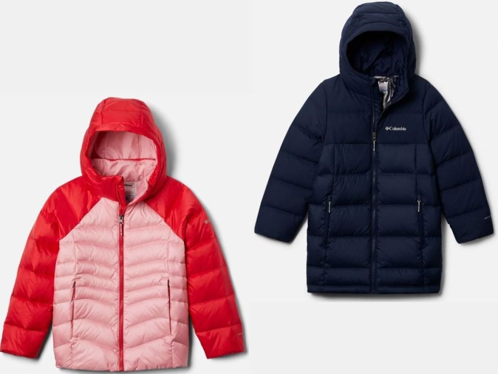 Columbia Jackets For Kids