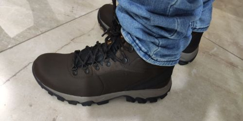 Columbia Men's Waterproof Hiking Boots Only $46 Shipped (Regularly $90)