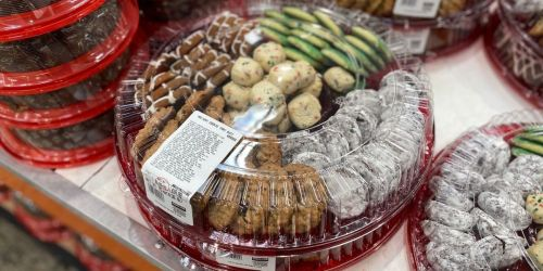 Save Time & Money w/ Holiday Cookie 84-Count Variety Trays | Only $18.99 at Costco