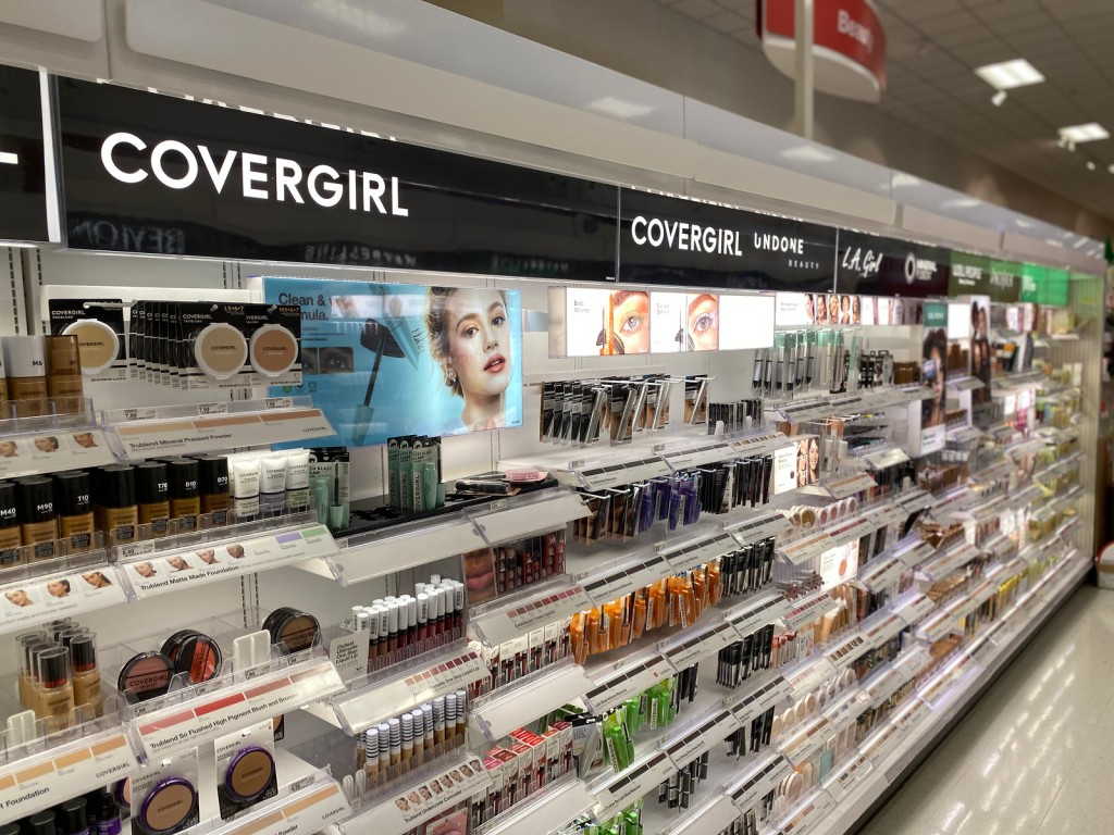 Covergirl Cosmetics at Target