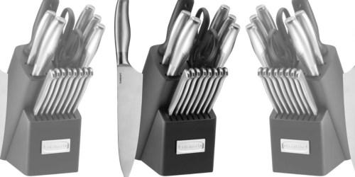Cuisinart 17-Piece Knife Set Only $59.99 Shipped on BestBuy.com (Regularly $130)