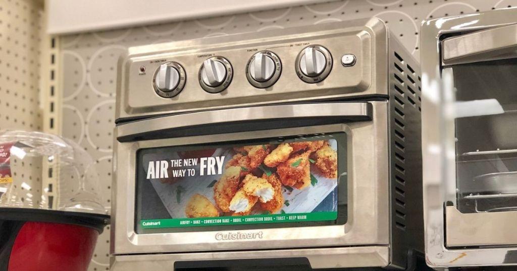 Cuisinart Air Fryer Toaster Oven