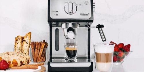 De'Longhi Espresso Machine Only $90 Shipped on Target.com