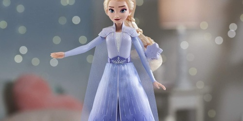 Disney Frozen 2 Elsa Transformation Doll Only $14.99 on Amazon (Regularly $30)