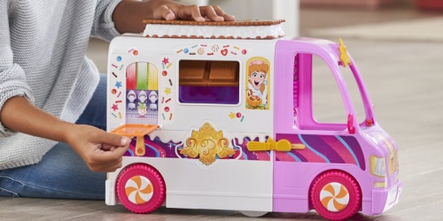 Disney Princess Sweet Treats Truck Playset Only $20 on Walmart.com (Regularly $50)