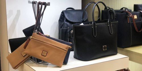 Dooney & Bourke Bags & Accessories from $30 (Regularly $98+) | Arrives by Christmas