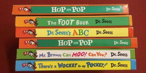 Dr. Seuss's Mr. Brown Can Moo! Can You? Board Book Only $3.37 on Amazon (Regularly $7)