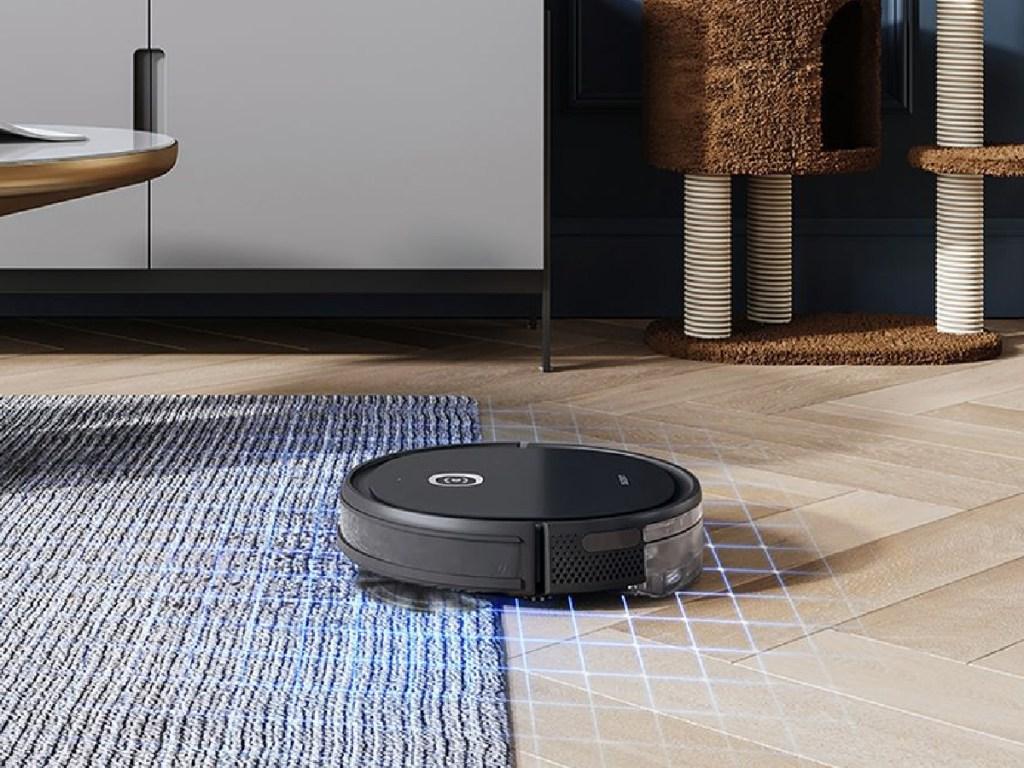 Ecovacs Deebot OZMO U2 Robotic Vacuum & Mop