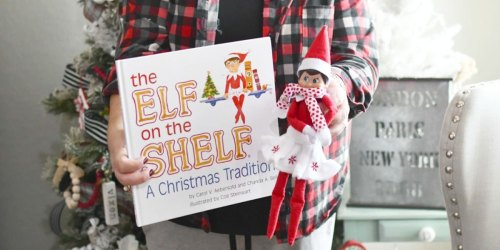 Elf on The Shelf Boxed Set & Kids Activity Book Just $27.70 After Target Gift Card