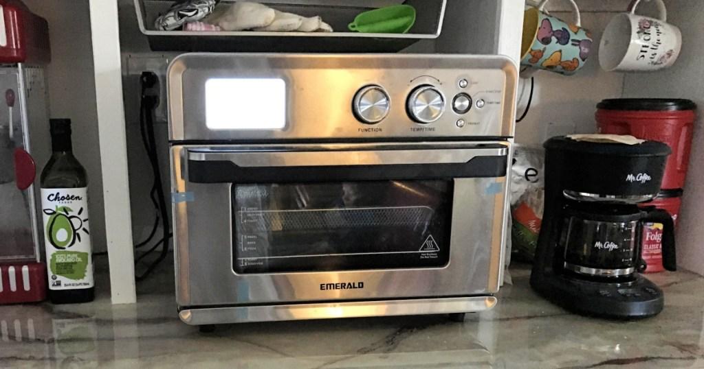 Emerald - 25L Digital Air Fryer Oven