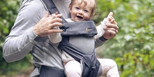 Ergobaby 360 All-Position Baby Carrier Only $87.91 Shipped on Amazon