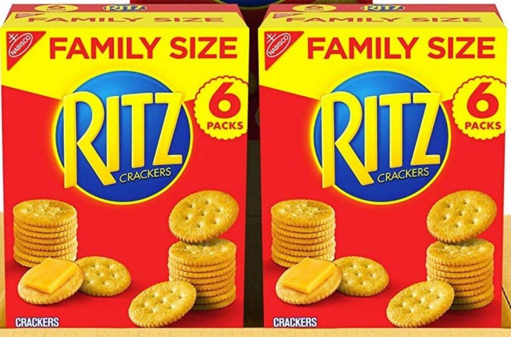 Family Size Ritz
