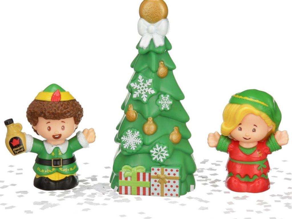 Fisher-Price Little People Elf 3-Pc Set
