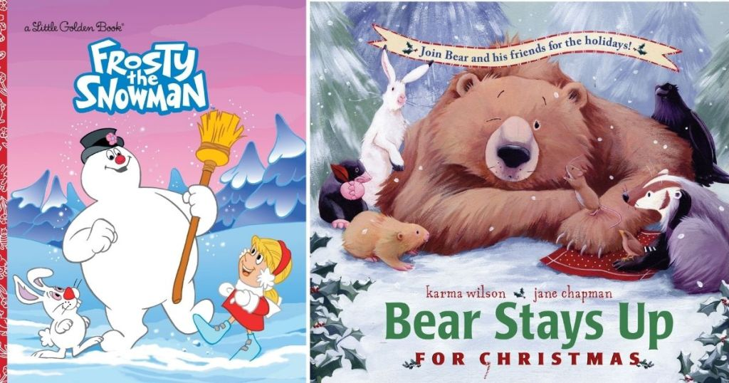 Frosty and Bear Books