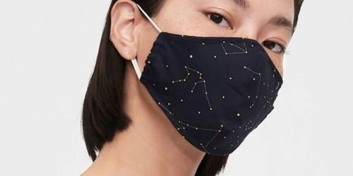 Gap Adult & Kids Reusable Face Mask 3-Packs Only $4.25 Shipped (Regularly $15+)   Includes Disney, Jurassic Park & More
