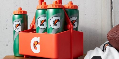 Gatorade 32oz Squeeze Bottle Only $3.39 on Amazon (Regularly $6)