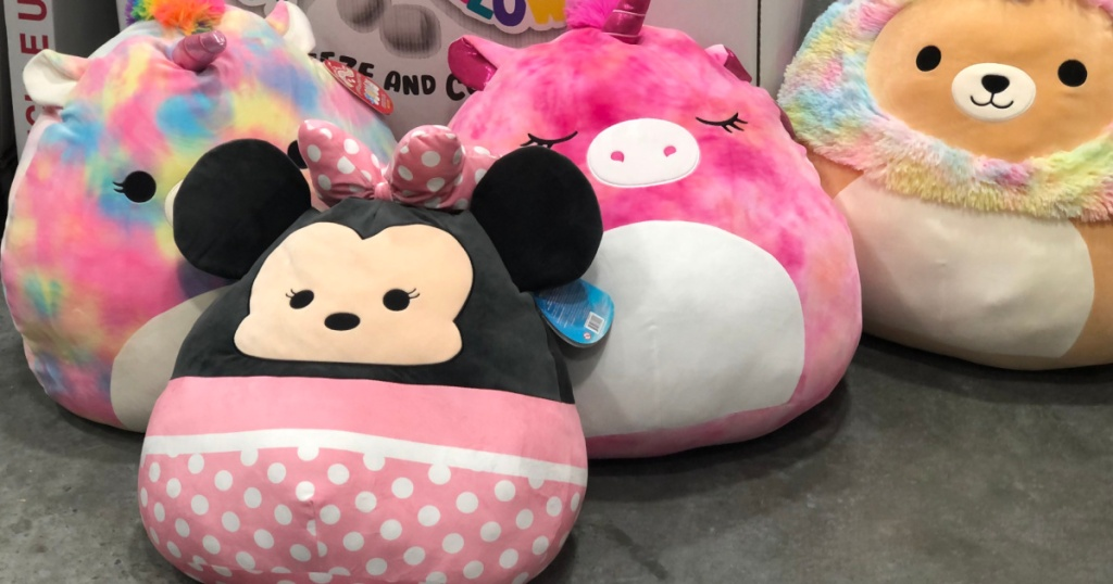 giant squishmallows in-store at costco