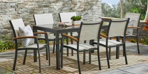 Up to 50% Off Outdoor Patio Furniture on The Home Depot | Today Only