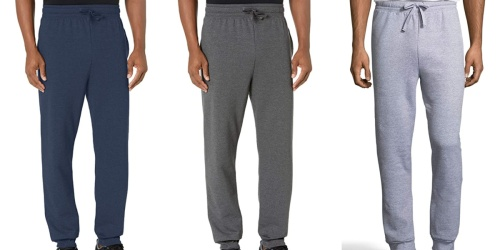 Hanes Jogger Sweatpants w/ Pockets from $11 on Amazon (Regularly $20)
