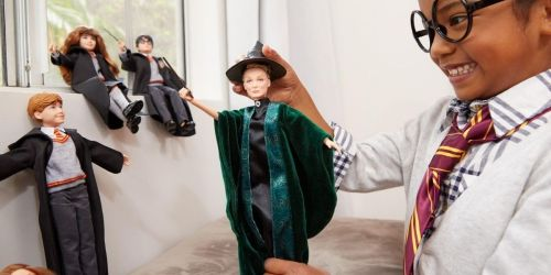 Harry Potter Dolls Only $9.88 on Walmart.com (Regularly $20) | McGonagall, Cho Chang & Severus Snape