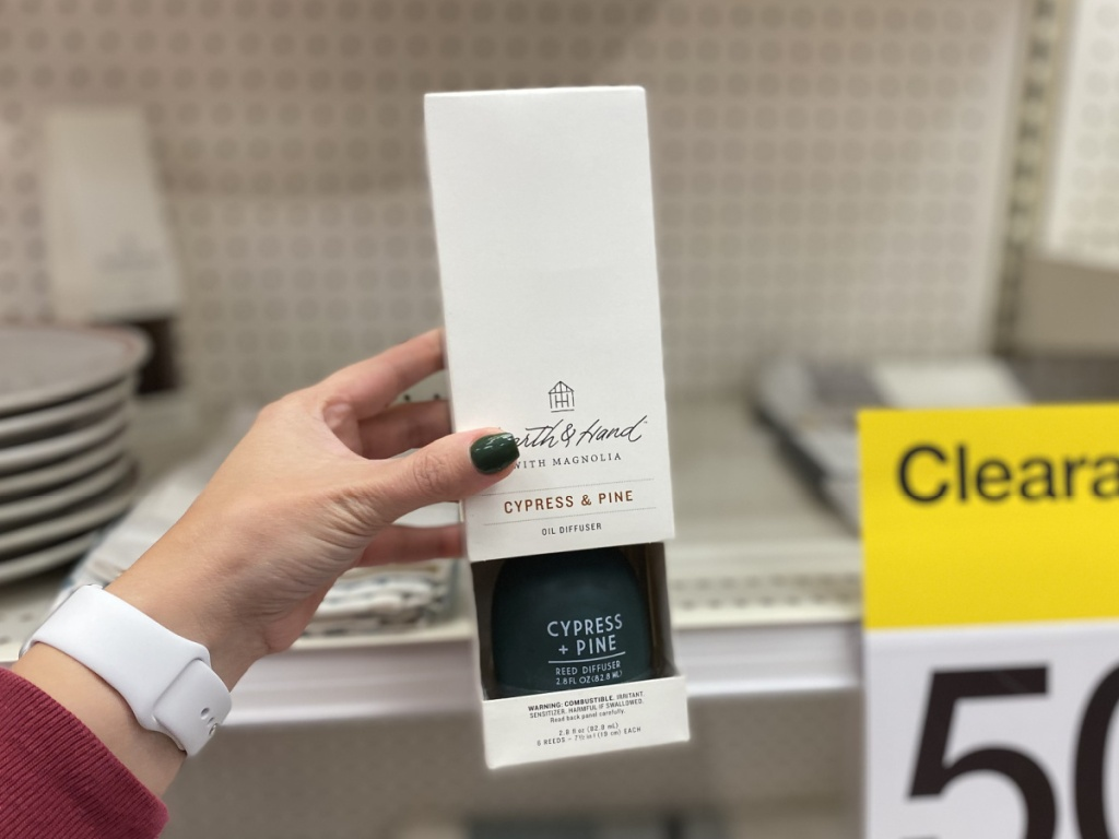 hearth and hand with magnolia diffuser set at target