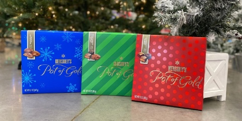 Hershey's Pot of Gold Chocolate Boxes Possibly from $2.48 at Walmart