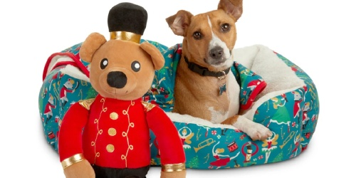 Up to 60% Off Dog Bed, Toy, & Apparel Gift Sets on Petco.com