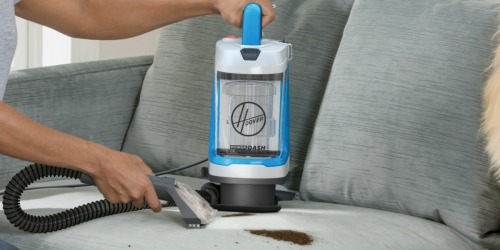 Hoover PowerDash GO Pet+ Bundle from $69.99 Shipped (Regularly $120) + Get $10 Kohl's Cash