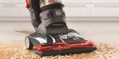 Hoover WindTunnel 3 Max Pet Bagless Vacuum Only $129 Shipped on HomeDepot.com (Regularly $175) + More Vacuum Deals
