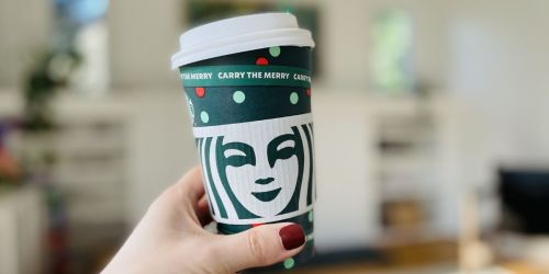 FREE Starbucks Coffee for Front-Line Responders All December Long