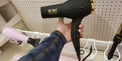 Hot Tools Professional Ionic Hair Dryer Only $26.99 on Target.com (Regularly $50)