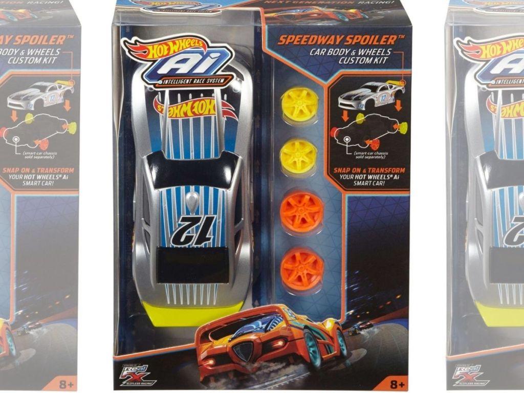 Hot Wheels AI Speedway Custom Car Kit