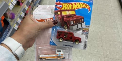 Hot Wheels Cars Just 69¢ at Walgreens | Great Stocking Stuffer or Donation Item
