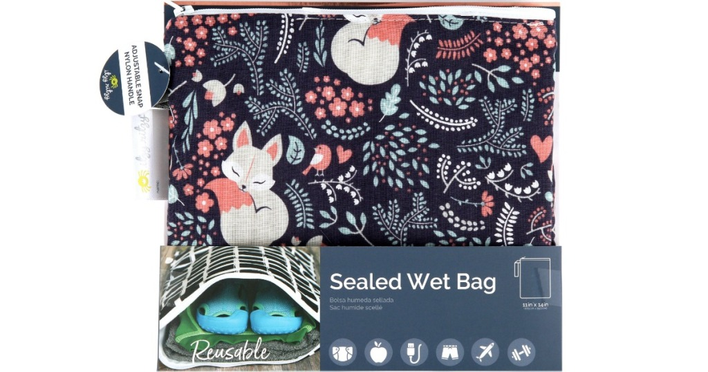 Itsy Ritzy Wet Bag