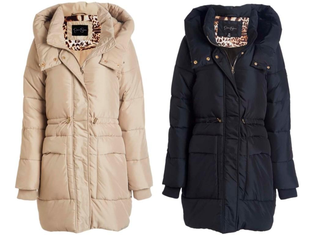 Jessica Simpson Puffer Jackets