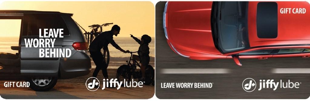Jiffy Lube eGift Card