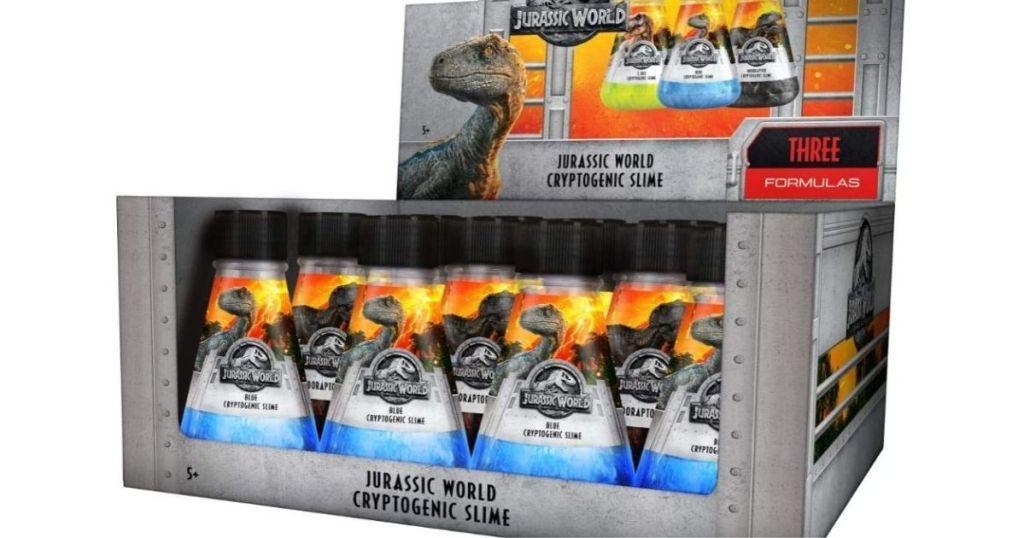 Jurassic World Slime 12-pk