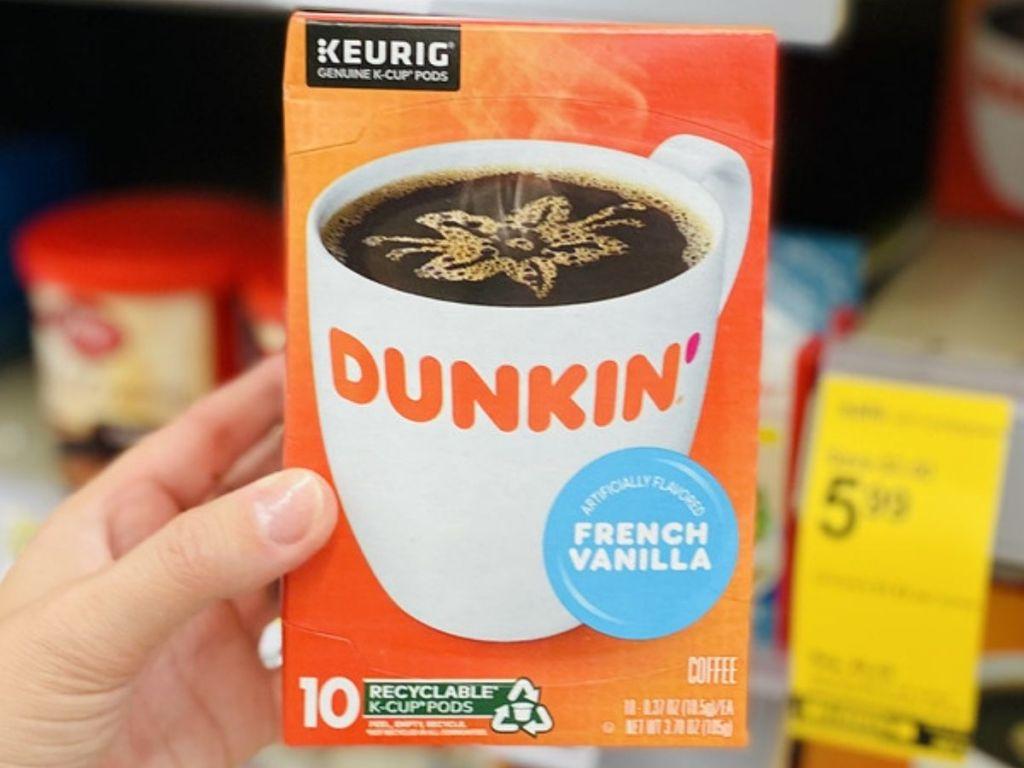 Dunkin K-Cups