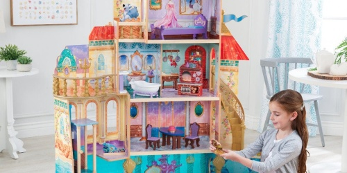 KidKraft Disney Ariel Undersea Kingdom Dollhouse Only $149.99 on Zulily (Regularly $300)