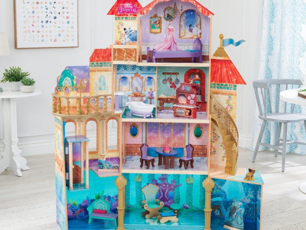 Disney Ariel dollhouse