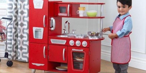 KidKraft Vintage Play Kitchen Only $85.75 Shipped on Amazon (Regularly $147)